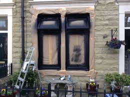 Window Spraying Leicestershire